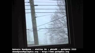 Antonio Bandpass - atelier 04 A - quikphix records - techno