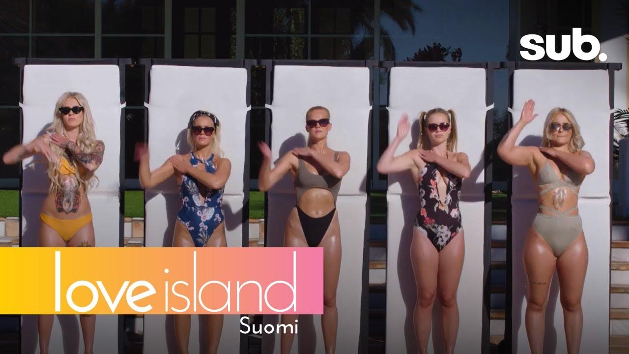 Love Island Suomi Instagram