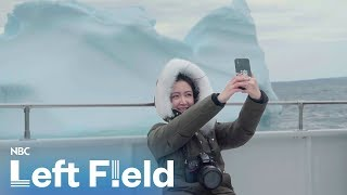 Icebergs Lure Tourists to Tiny Newfoundland Town | NBC Left Field