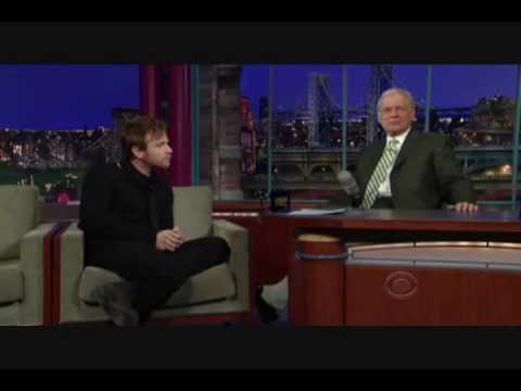 Ewan McGregor - The Ghost Writer Interview.Part.1