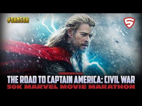Thor: The Dark World (2013) - Commentary with Cameron Rice