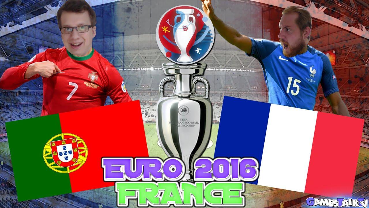 Portugal Vs Frankreich