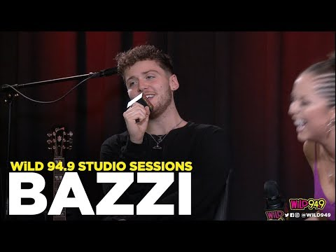 Bazzi talks Love of Clothes, Helping People with Music, and Getting a Snapchat Filter