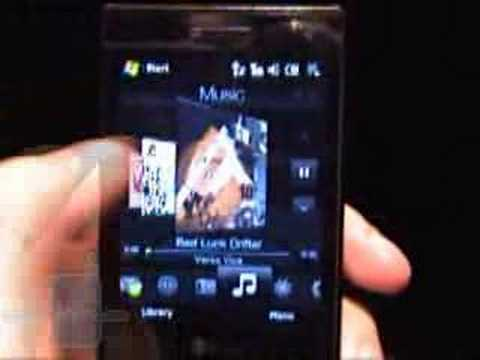 Hands-on with HTC Touch Diamond: Interface Walkthrough