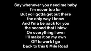 Download Eminem - 8 Mile Lyrics MP3 song and Music Video