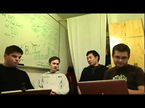 Justin.tv Founder Chat with Justin Kan, Charles, Maxime - November 13, 2009