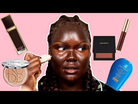 CREATING A WHOLE NEW FACE WITH MAKEUP || Nyma Tang