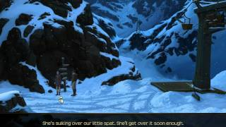 Lost Horizon Walkthrough Part 20 -Path to the Monastery-