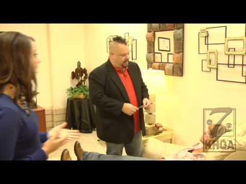 How hypnosis works with Keokuk's Jacky Patrick Malloy tv edition