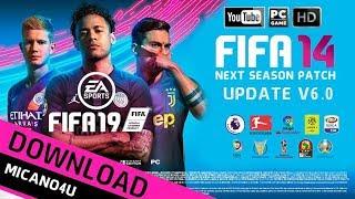 FIFA 14 | Next Season Patch 2019 Update V6.0 (PC/HD)