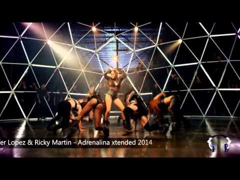 Wisin   Adrenalina ft  Jennifer Lopez, Ricky Martin Extended