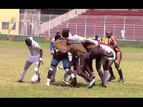 How do you play RUGBY in Nigeria? One of rarest sports in Nigeria!