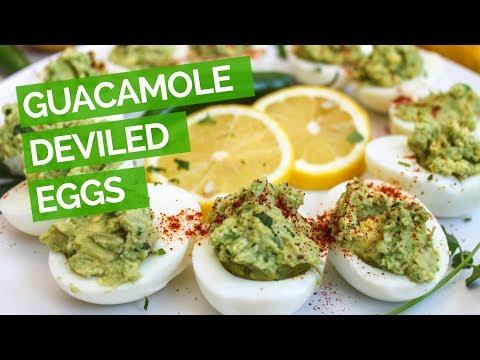 Guacamole Deviled Egg Recipe