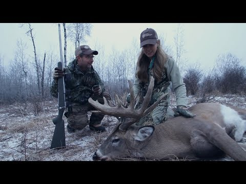 Monster Canadian Whitetails With The High Adventure Company
