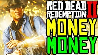 RED DEAD ONLINE MAKING MONEY  \\ RED DEAD REDEMPTION 2 ONLINE FREE ROAM