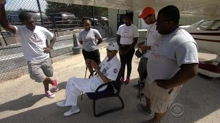 Program helps young African-American pilots earn their wings