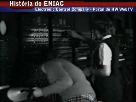 História do ENIAC