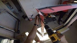 Jak zamontować okna? Jak zrobić ciepły/szczelny montaż? VEKA 82mm. Ciepły parapet STROPEX. VETREX