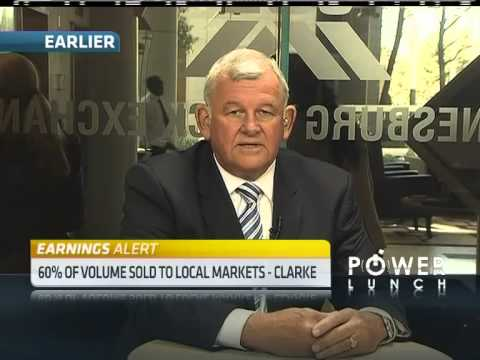 Illovo Full Year Results with CEO Graham Clarke