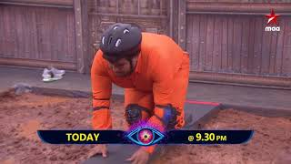 This time Luxury Budget Task is going to be Real Tough 👊 #BiggBossTelugu2 Today at 9:30 PM