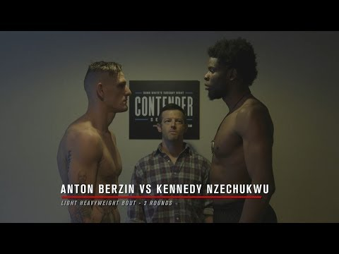Week 7 Weigh-in Faceoffs - Dana White's Tuesday Night Contender Series