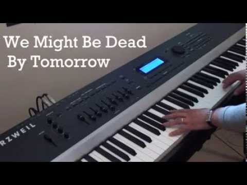 SOKO - We Might Be Dead By Tomorrow - Piano Cover Version
