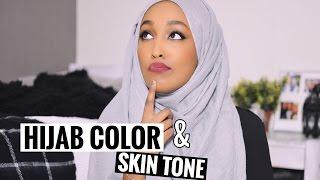 Hijab Color & Skin Tone / Couleur Hijab et Carnation de peau