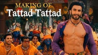 Song Making of (Tattad Tattad) | Goliyon Ki Raasleela Ram-leela