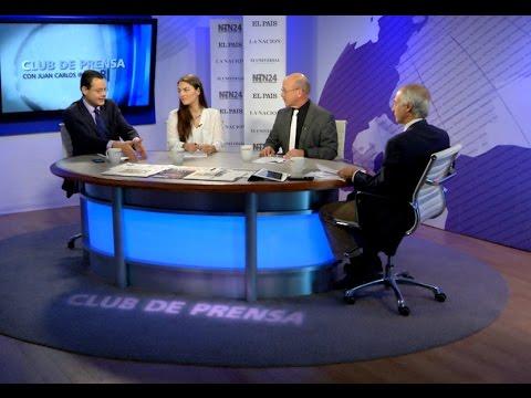 Programa Completo Club de Prensa lunes -- 17/10/2016