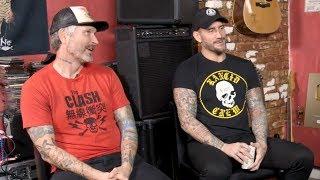 CM Punk + Travis Stevens: Horror Favorites + 'Girl On The Third Floor'