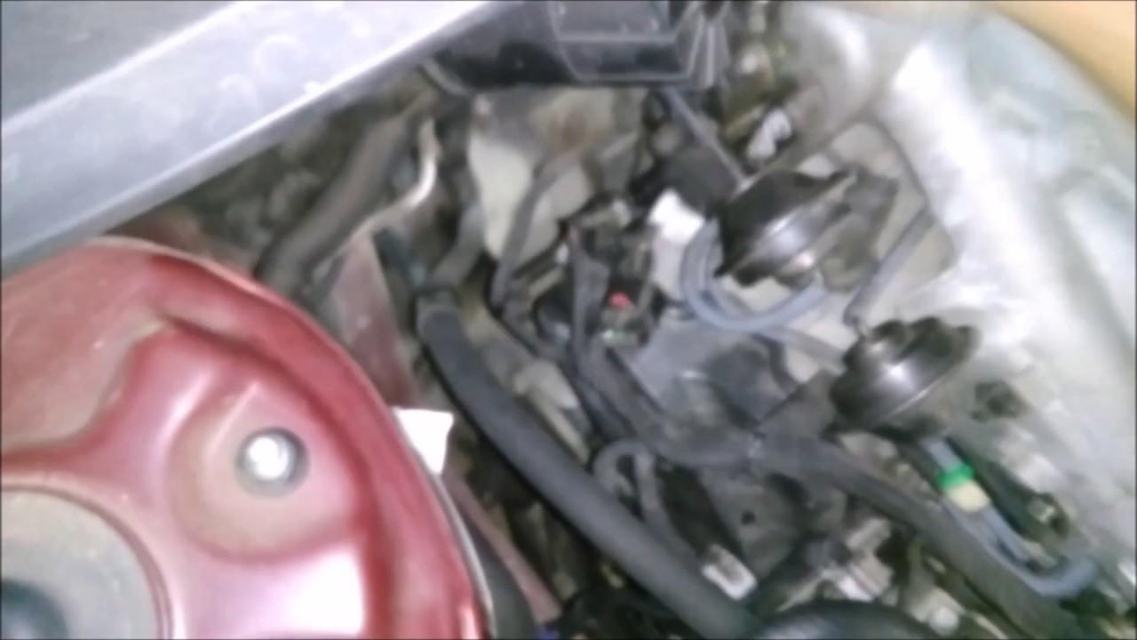 Hyundai Santa Fe 2016 >> 2008 HYUNDAI SANTA FE LIMPIEZA DE INYECTORES PARTE 1 - YouTube