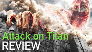 Attack on Titan: review del filme live action