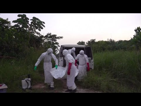 Ebola outbreak in DR Congo: vaccinations to start on Sunday
