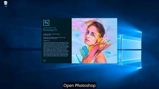 How to change language on Photoshop CC to english - Mac and PC