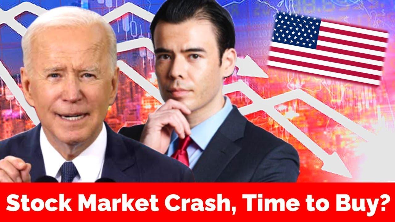 Download Stock Market Crash, Time to Buy?