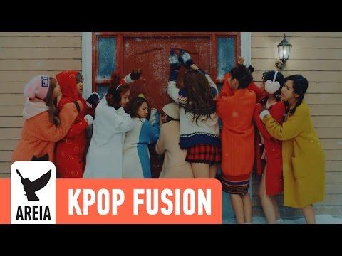 TWICE - Knock Knock | Areia Kpop Fusion #11 트와이스 REMIX
