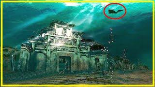 Los 10 enigmas más increíbles que se ocultan bajo el mar