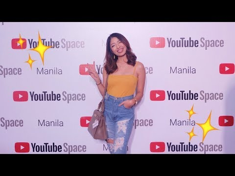 YOUTUBE POP UP MANILA OPENING PARTY + SCHOOL VLOG | Aulie Secerio