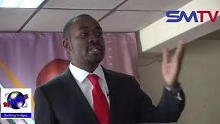 Mnangagwa's end is near Chamisa said