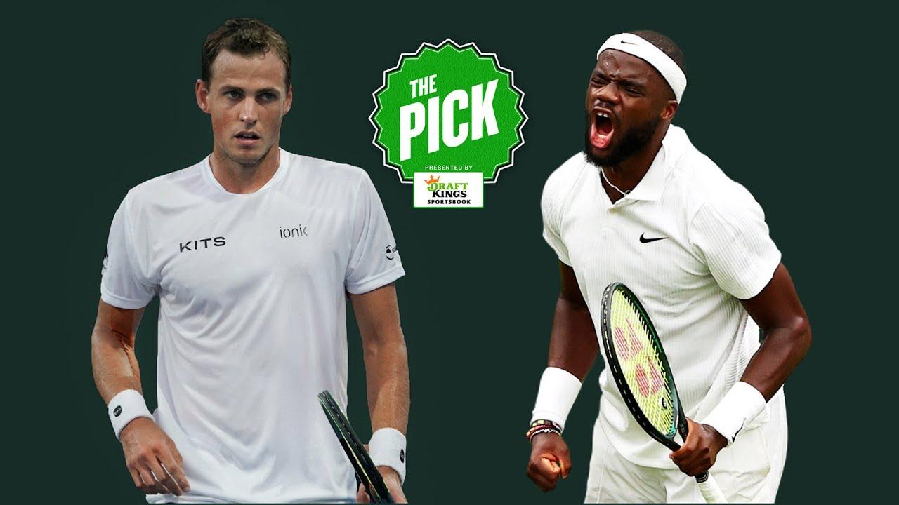 The Pick: Frances Tiafoe vs. Vasek Pospisil, Wimbledon second round