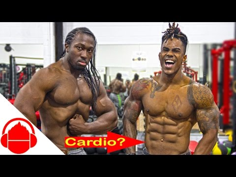 Bodybuilding Cardio Tips ft Kwame Duah & Fresh - Weightsnbeats