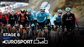 Vuelta a España - Stage 6 Highlights | Cycling | Eurosport
