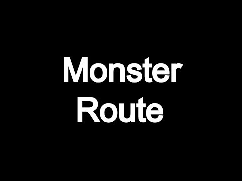 Monster Route Vlog - Introduction