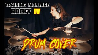 Rocky IV - Training Montage (Drum Cover)