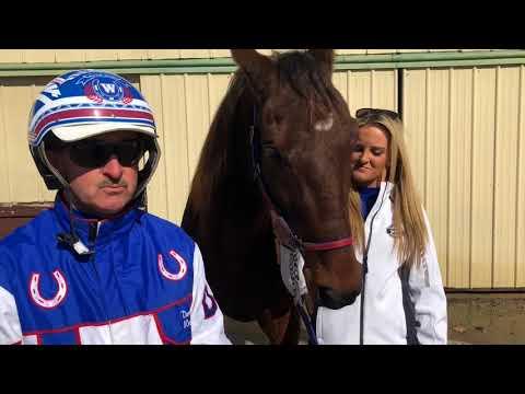 Local Horse Racer Speaks On The Jackson County Fairgrounds