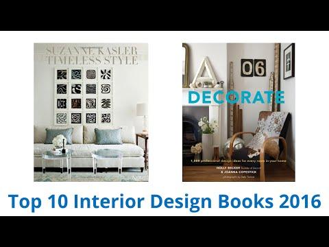 10 Best Interior Design Books 2016