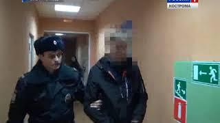 Грабёж, погоня, амнезия: костромские полицейские задержали подозреваемых в дерзком грабеже