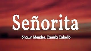 Download Shawn Mendes, Camila Cabello - Señorita (Lyrics Video) Mp3 and Videos