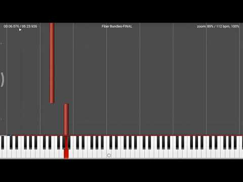 (MIDI) Fiber Bundles - Animusic