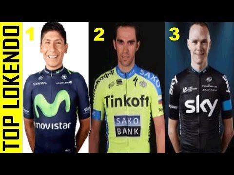 Los 10 Mejores Ciclistas De Ruta En La Actualidad